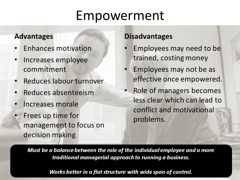 Employees empowerment pdf