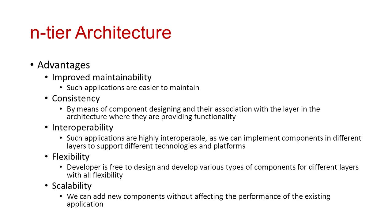 Introduction to j2ee dr n a joshi ppt download for N tier architecture in java