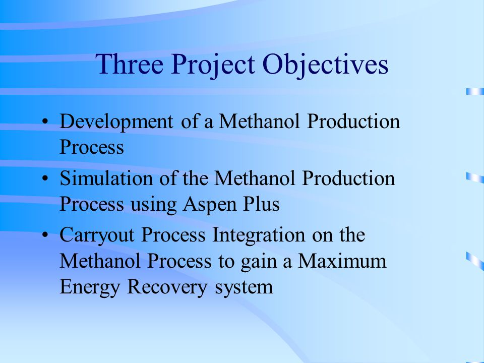 Methanol Production From Natural Gas Ppt