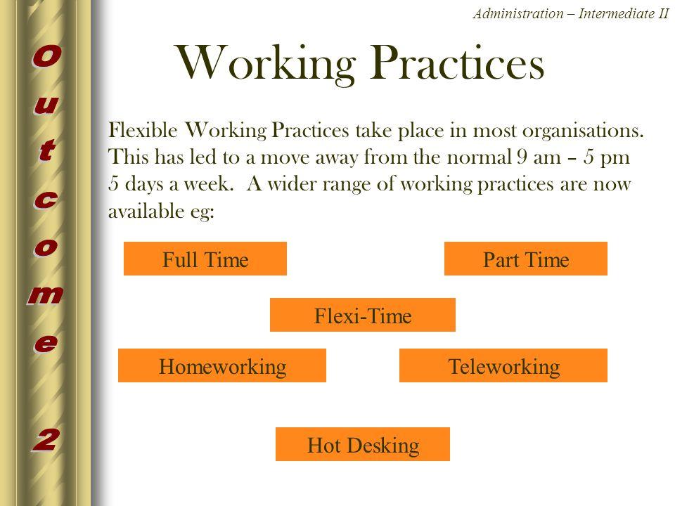 ideal work environment