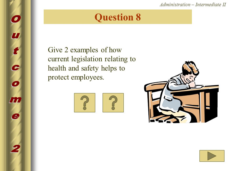 features of current employment legislation Home a to z regulations  employment rules  laws list of employee legislation main features of current employment legislation a free updated guide to work related employee legislation is an invaluable bookmark this listing of employment legislation helps guide employers, managers, and human resource professionals.