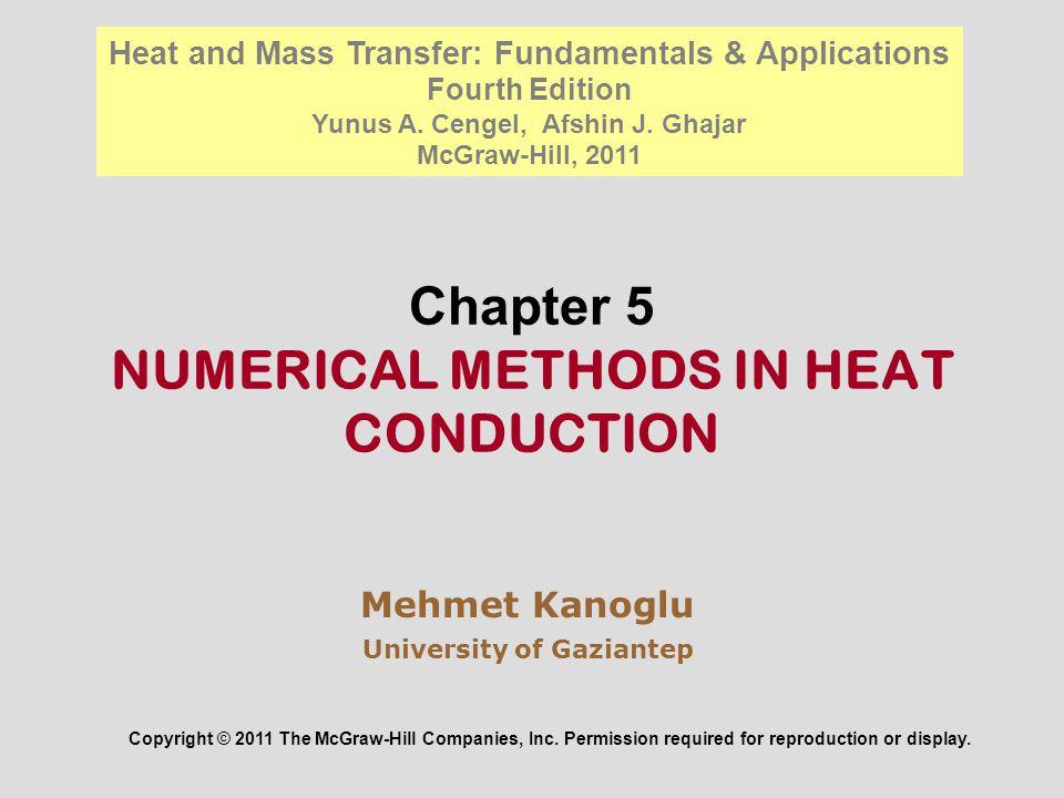 yunus cengel heat transfer solution manual