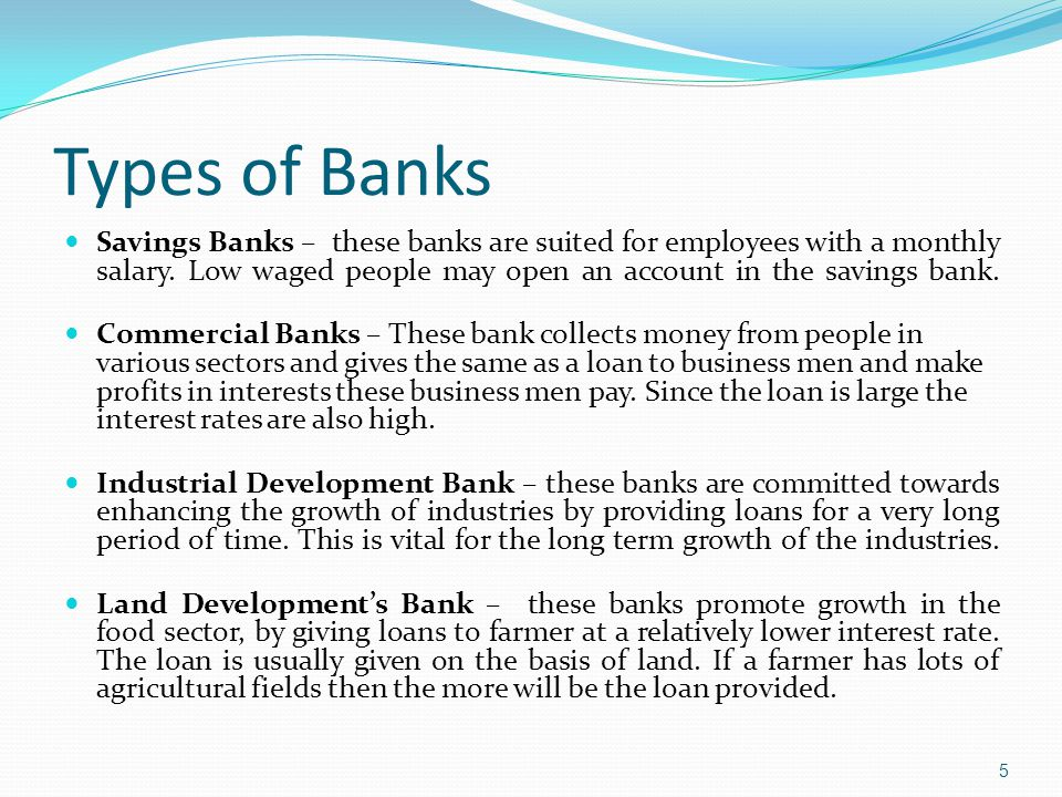 Lecture 2 conventional banking and islamic banking systems for What type of loan to buy land
