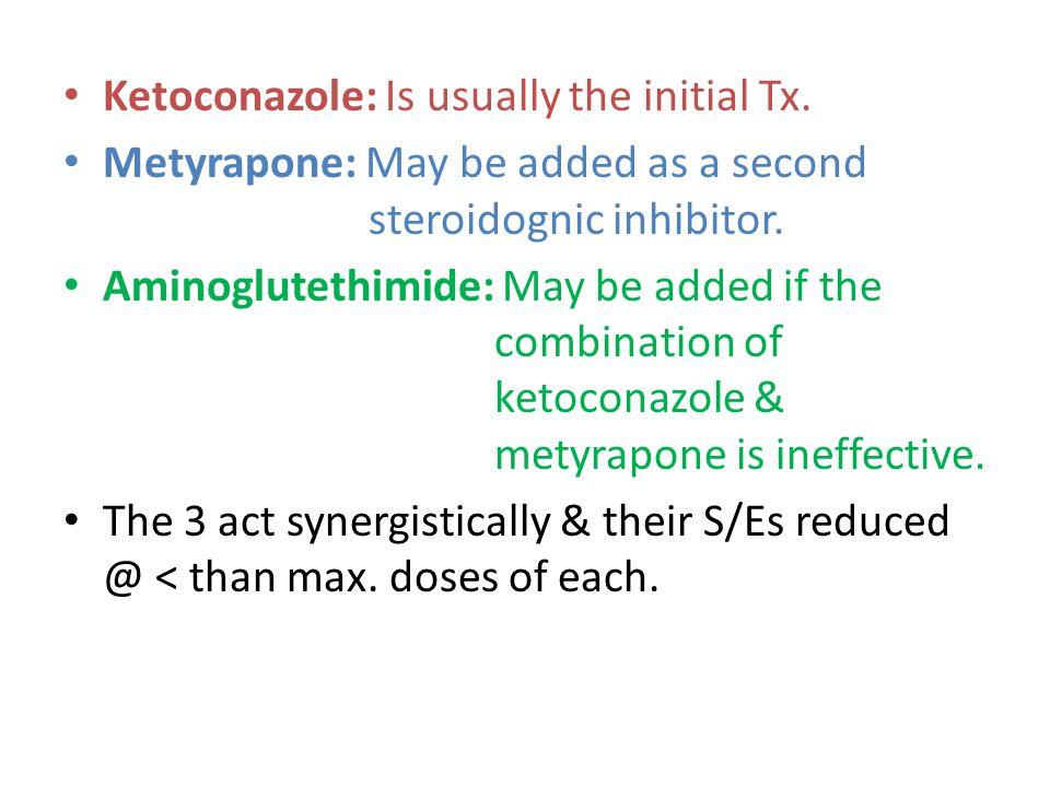 steroidogenic inhibitors