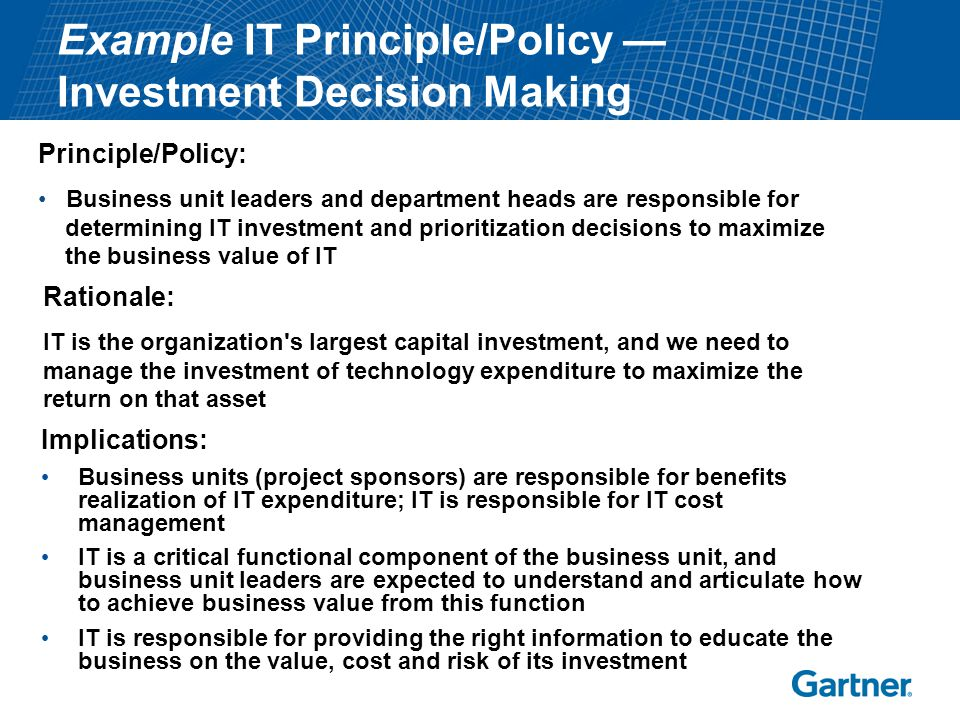 10 ten critical decisions of operations management What are operations management decisions  identify the critical operations decision areas  how would each of the 10 operations management decisions.