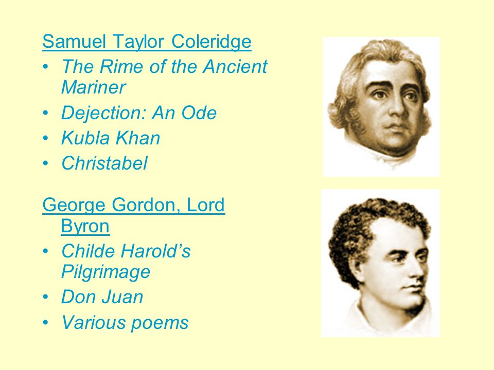 "an examination of the poem kubla khan by samuel taylor coleridge A summary of ""kubla khan"" in samuel taylor coleridge's coleridge's poetry  learn exactly what happened in this chapter, scene, or section of coleridge's."