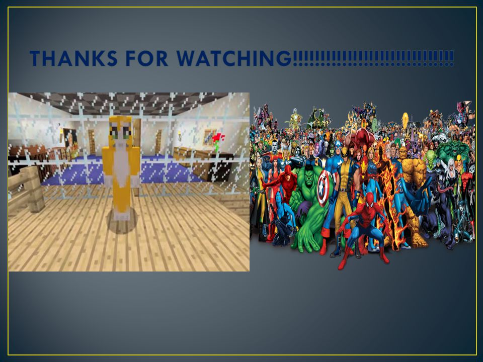 THANKS FOR WATCHING!!!!!!!!!!!!!!!!!!!!!!!!!!!!!!