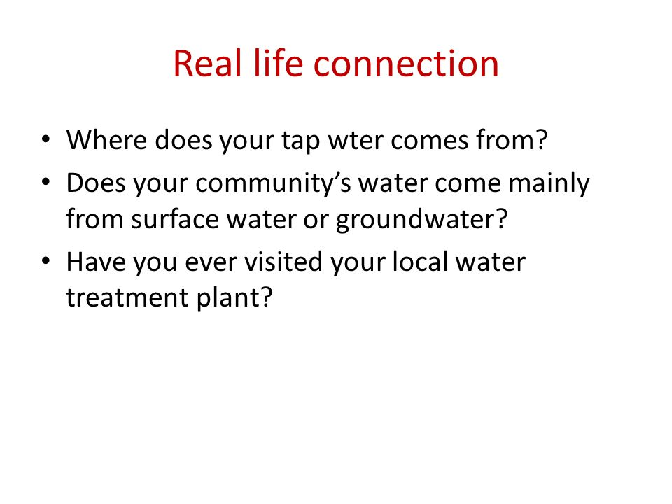 Water Use and Management - ppt video online download