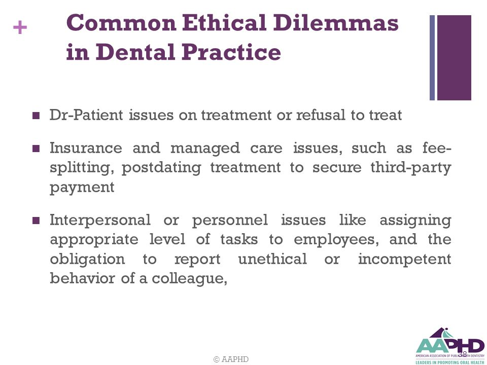 ethical problems with the practice of patient The practice of ethics rns learn, discuss issues when, if ever, should a nurse give a placebo to a patient and how does one manage acute pain in a 15-year-old  and work to change the culture within their unit or health care system so patient issues can be addressed openly.