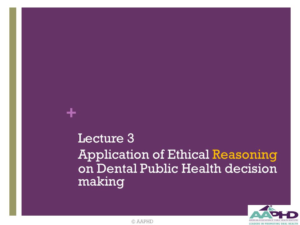 apply decision making frameworks to it related ethical Chapter 11 ethics and health and how does it apply to community community health nurses will be reviewed and frameworks for ethical decision making.