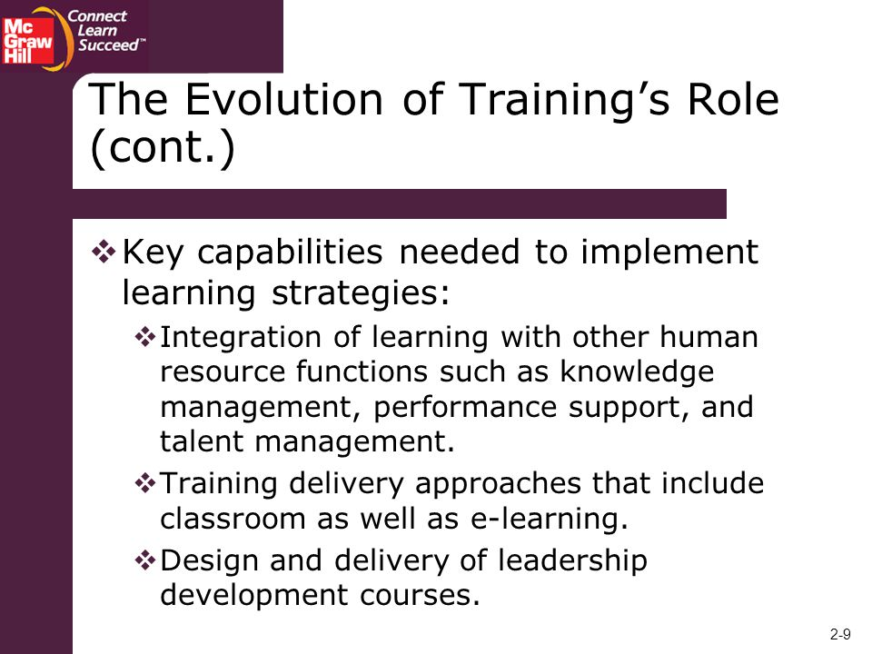 Classroom Design And Delivery : Chapter strategic training ppt video online download