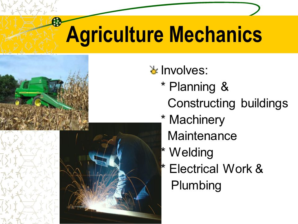 Examples Of Jobs In Agriculture Food And Natural Resources