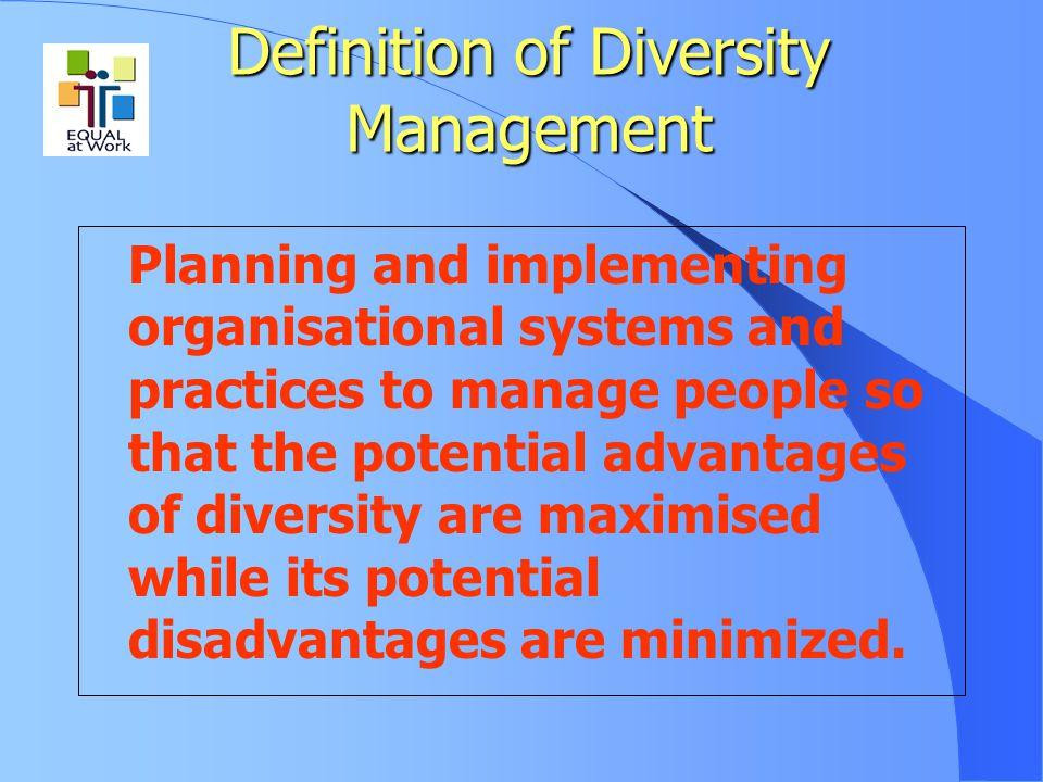 diversity definition deutsch