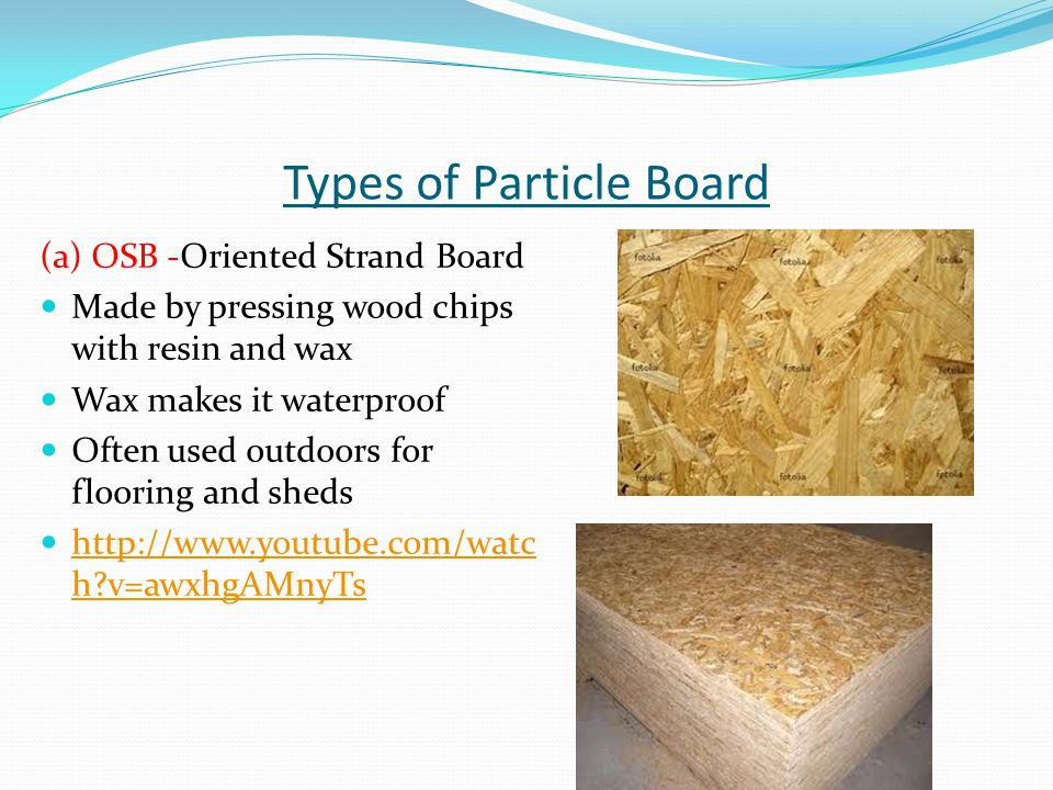 Manufactured boards ppt video online download