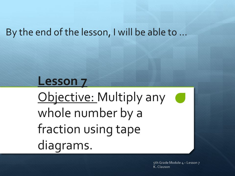 By The End Of The Lesson I Will Be Able To Ppt Video Online