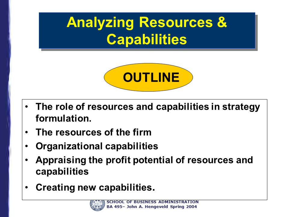 exxon mobil resources and capabilities Lay the groundwork for exxonmobil to constructively engage with local suppliers  early in  match supplier capabilities with project needs  adopt supporting  goals and commitments, and identify available internal resources.