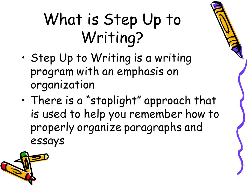 WRITING PARAGRAPHS - PowerPoint PPT Presentation