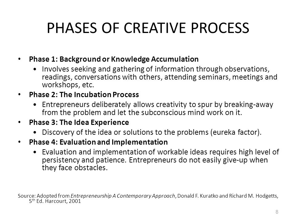 four styles of creativity innovative intuitive imaginative inspirational The first level incorporates the primitive and intuitive expression often found in  children and  4 innovative creativity, where there is improvement through  modification involving conceptualizing skills  imaginative creativity, where there  is an entirely new principle or assumption around which  consumption by  inspiration.