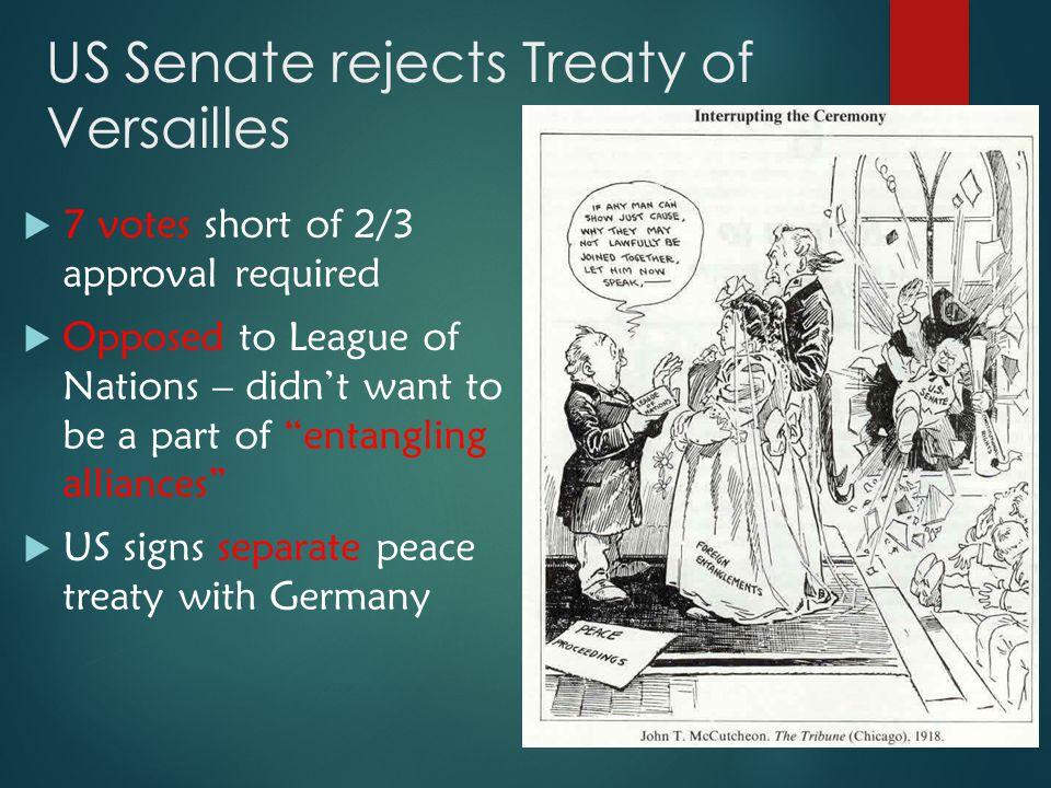 understanding the problems caused by the treaty of versailles on germany