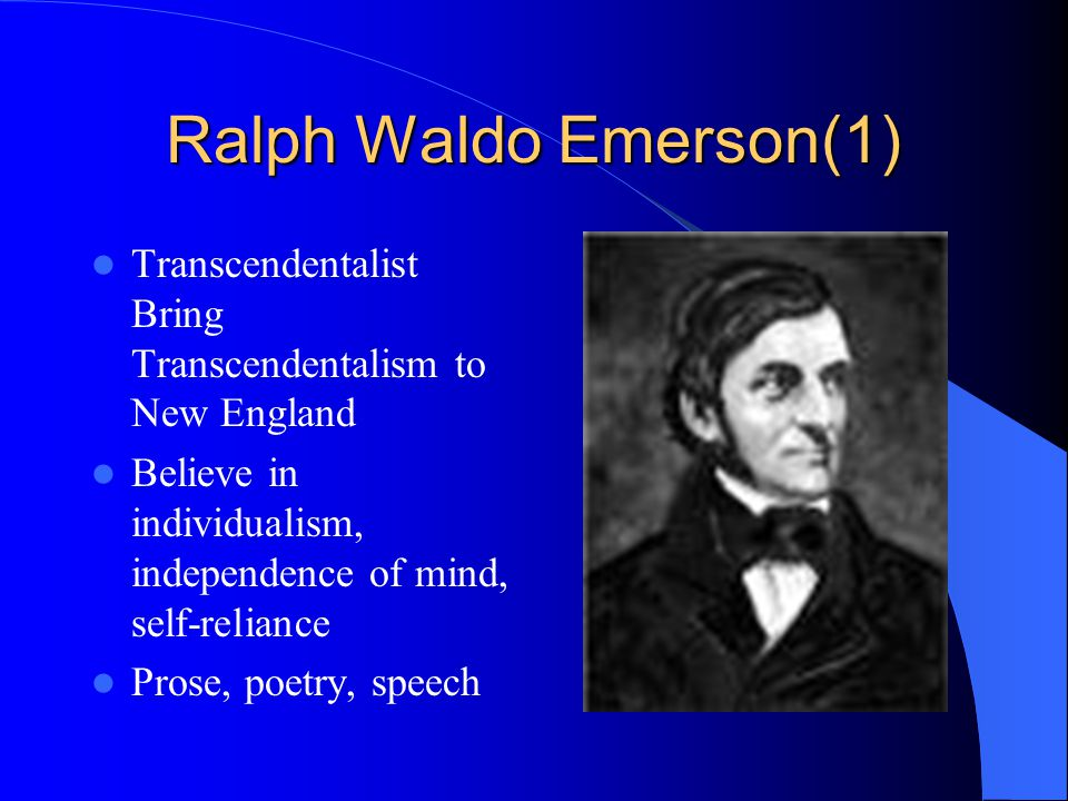 ralph waldo emerson and persuasive rhetoric Start studying persuasive speech learn vocabulary, terms, and more with flashcards, games, and other study tools search create  ― ralph waldo emerson.