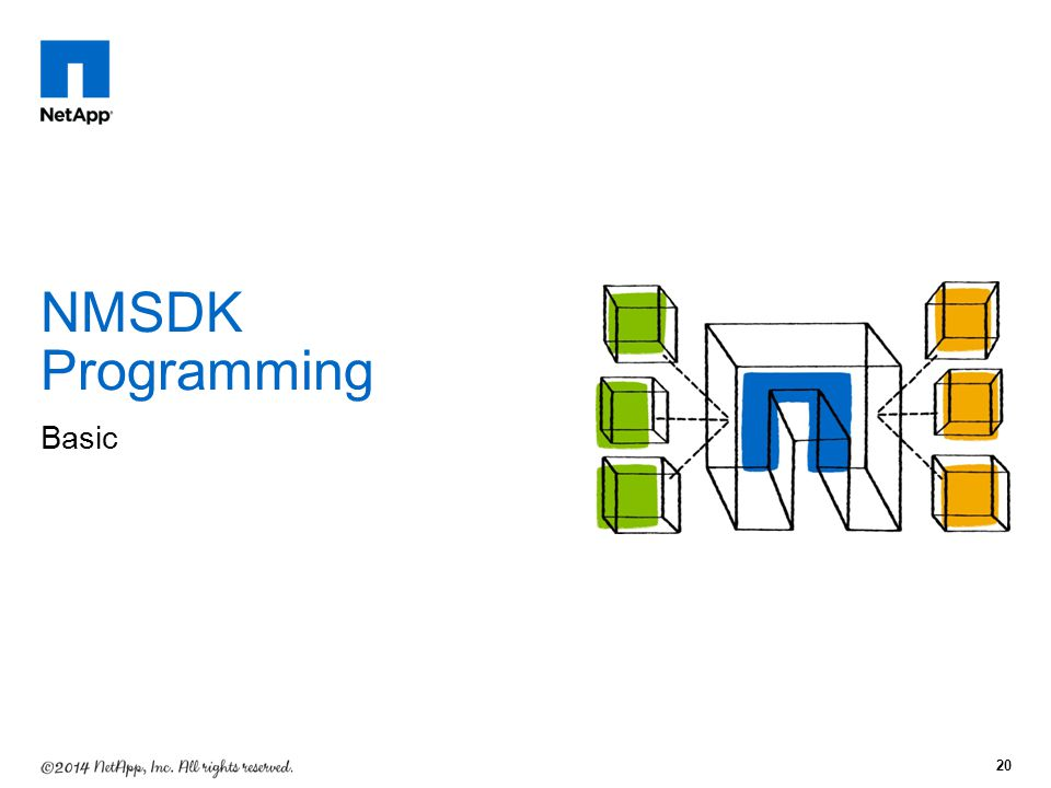 Netapp Manageability Sdk Nmsdk 5 2 Technical Overview