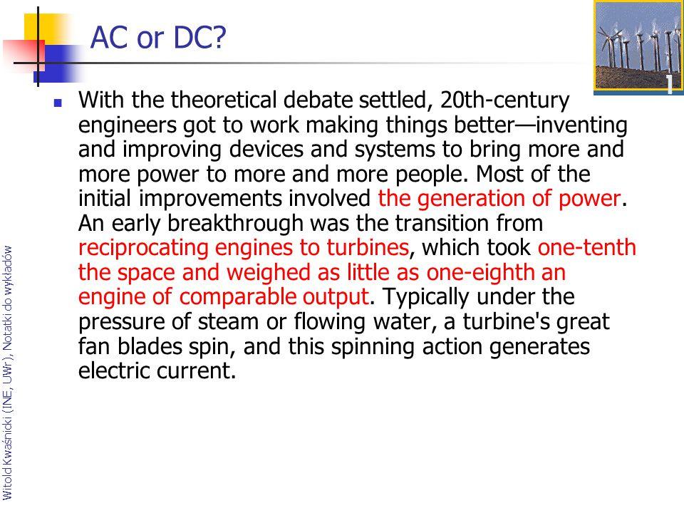AC or DC