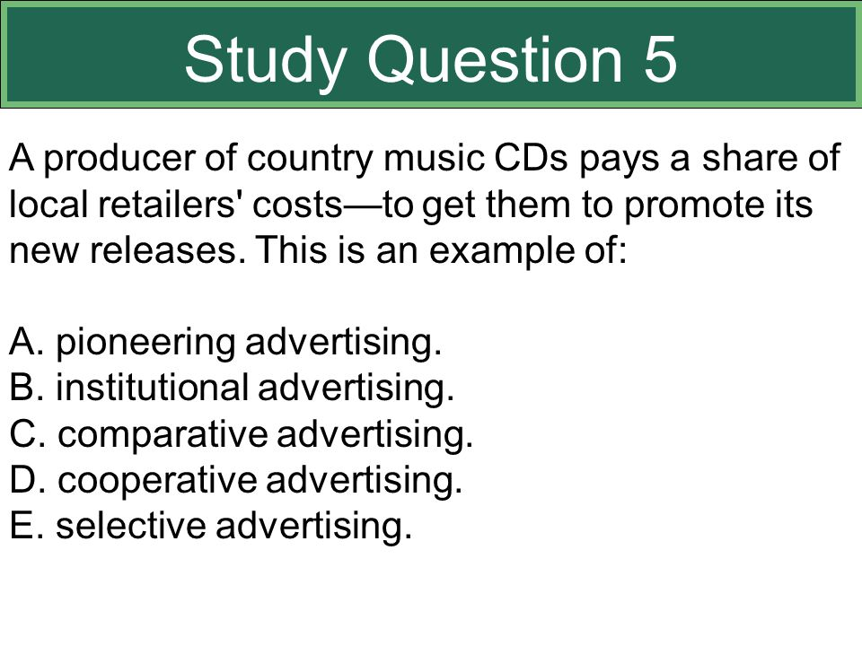 Advertising, Publicity, and Sales Promotion - ppt download