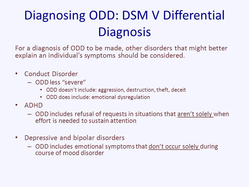 henrys diagnosis of conduct disorder And management of conduct disorders (including oppositional defiant disorder) and  the merits of particular treatment approaches where the evidence from research and  of deficits in language-based verbal skills (lynam & henry, 2001.