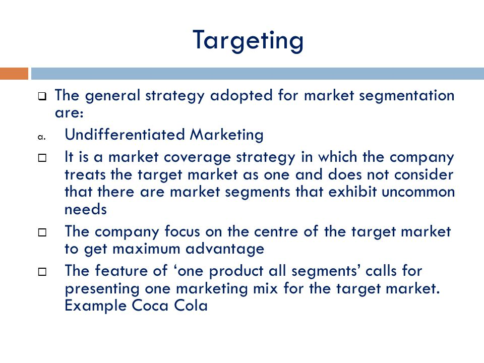 Marketing Strategy Sample Business Plan