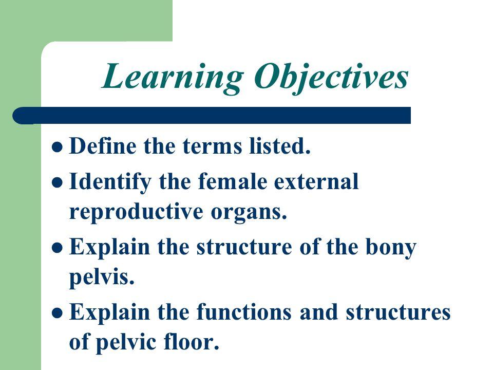 Asombroso Anatomy And Physiology Learning Objectives Molde ...