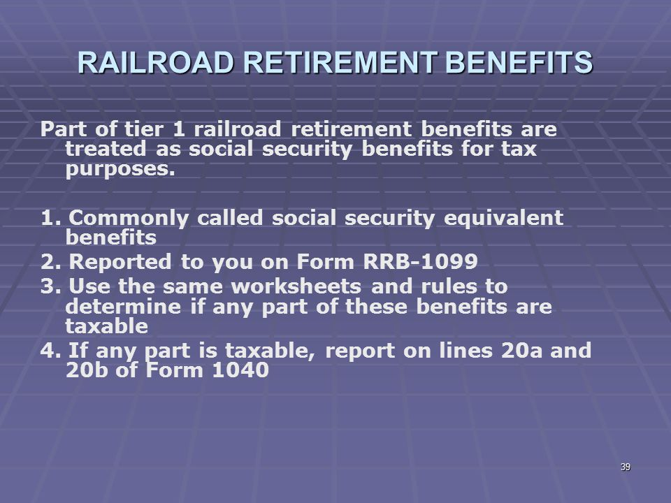 Liberty Tax Service Online Basic Income Tax Course Lesson ppt – Social Security Taxable Worksheet
