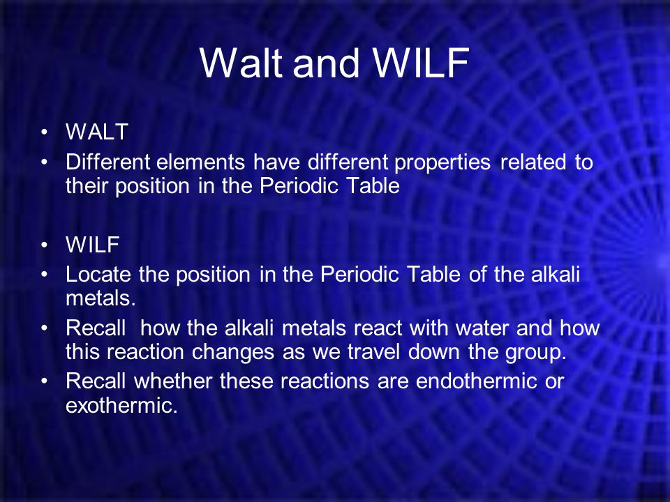 Groups 1 the alkali metals ppt video online download different elements have different properties related to their position in the urtaz Images