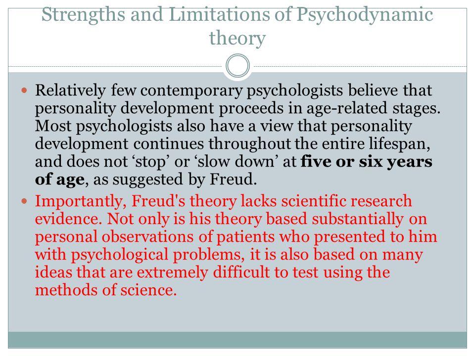 ethnocentric limitations of psychodynamic theory