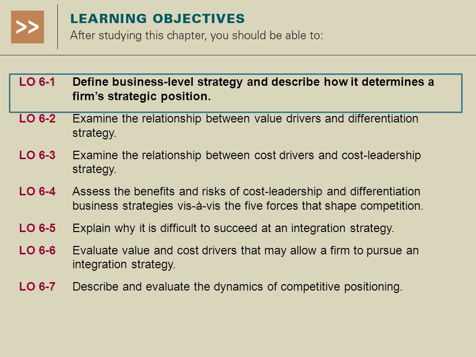 discuss the relationship between positioning and differentiation