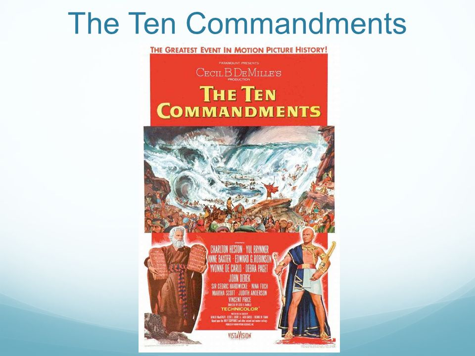 the importance of the ten commandments in judaism Were you looking for aaron, ten plagues, 10 commandments, or passover moses is an important prophet in the jewish faith and heritage not long after moses was born.