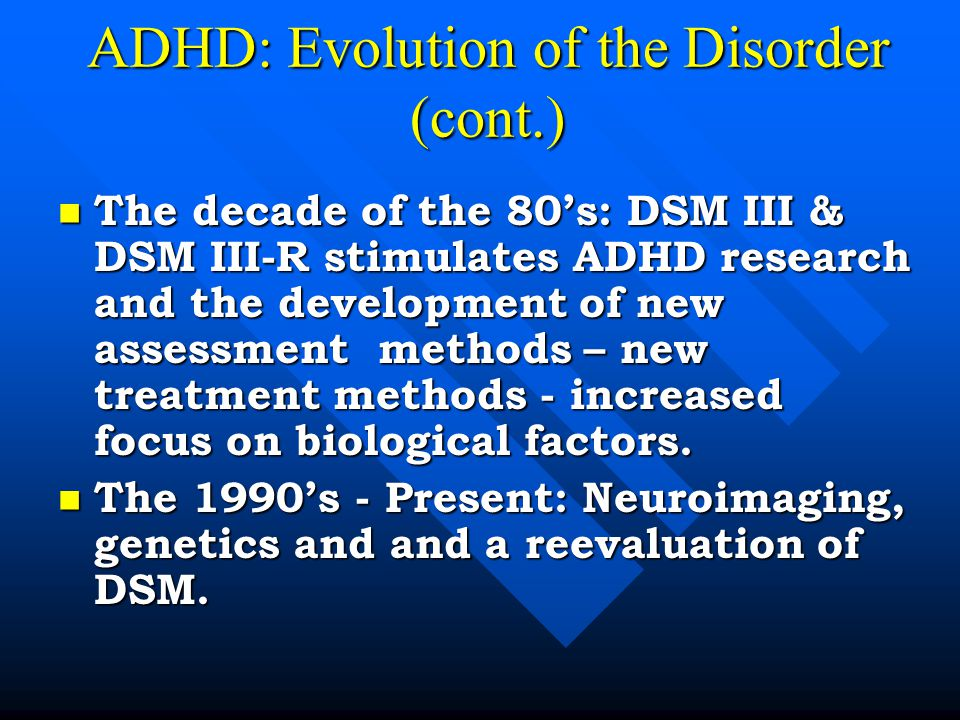 adhd research View homework help - adhd researchdocx from nursing 400 at excelsior college running head: alternative treatments for adhd alternative treatments for adhd heidi burnside excelsior college page.
