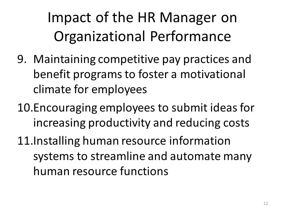 impact of management information system on organisational performance pdf