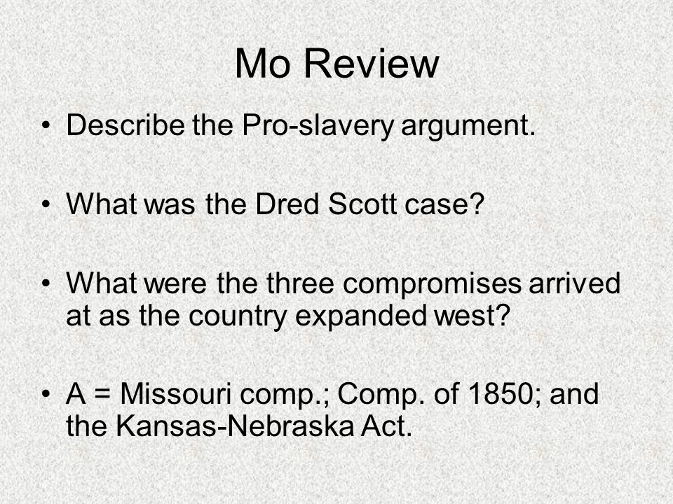 an argument in favor of the kansas nebraska act Lincoln proceeded to argue that stephen douglas's kansas-nebraska act and  the supreme court's dred scott decision were part of a conspiracy to make.