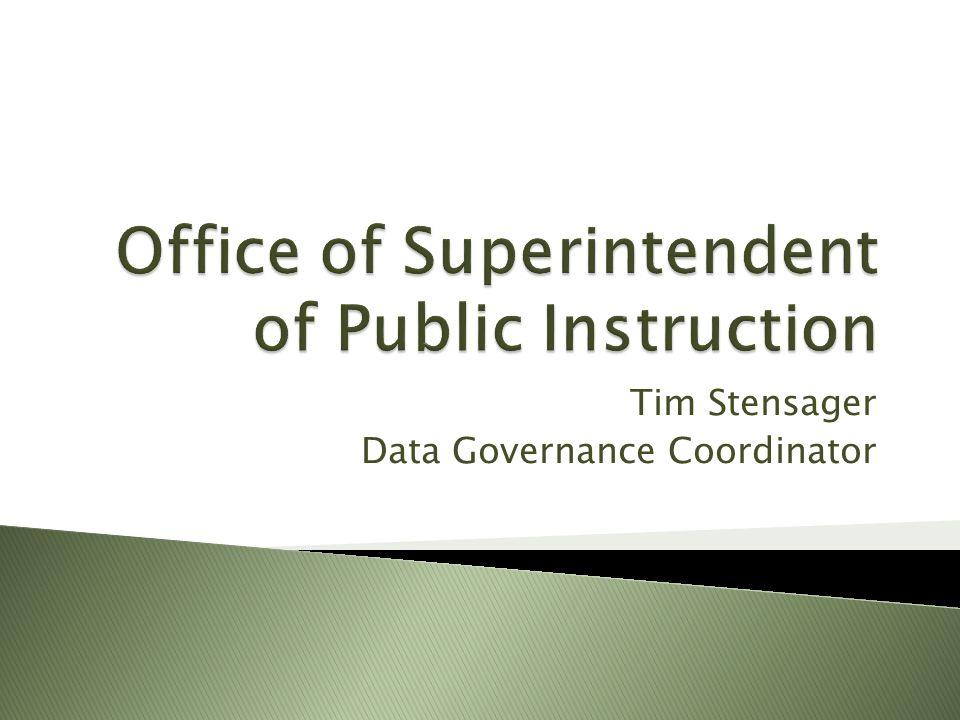 office of public instruction