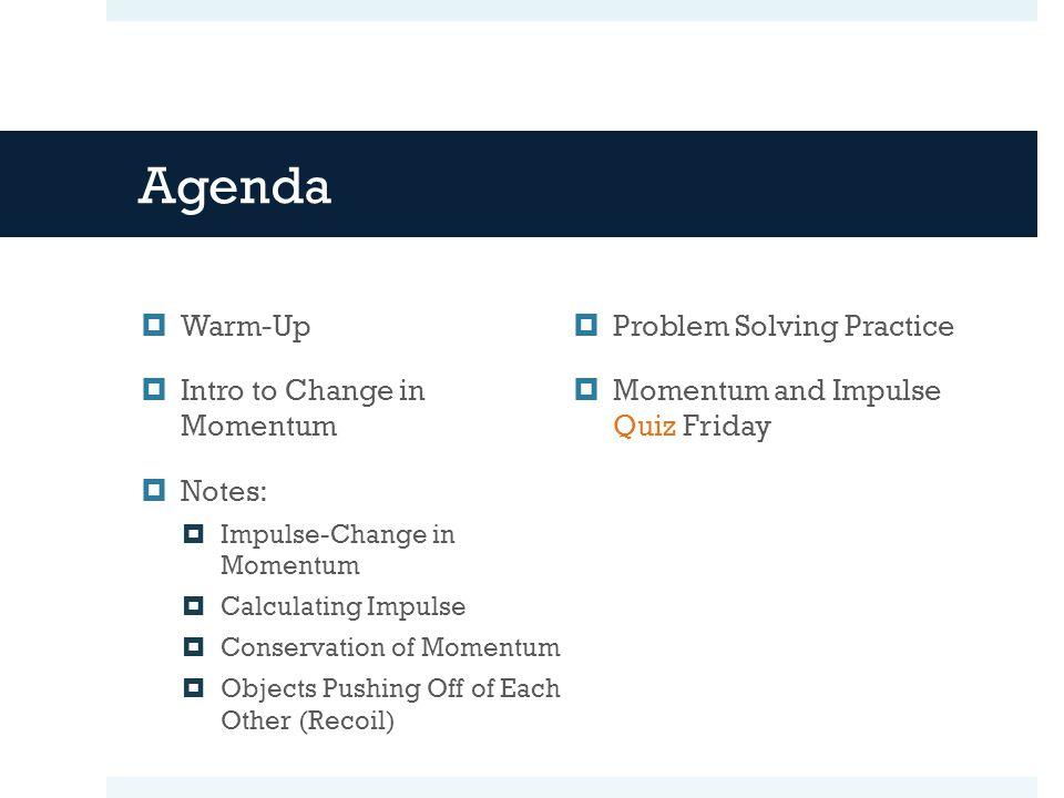 ImpulseChange in Momentum ppt download – Conservation of Momentum Worksheet