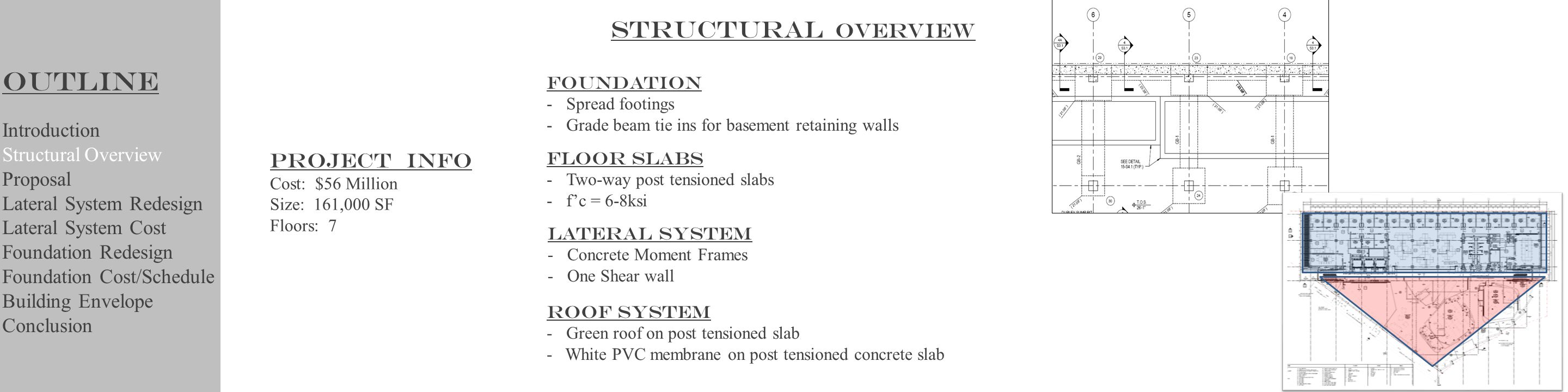 5 Outline Structural Overview Structural Overview Introduction Proposal Lateral System Redesign Lateral System Cost ...  sc 1 st  SlidePlayer & University Health Building Thesis Final Presentation - ppt download memphite.com