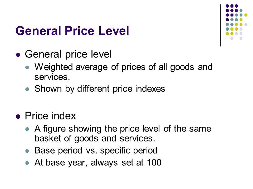 Price level - Wikipedia
