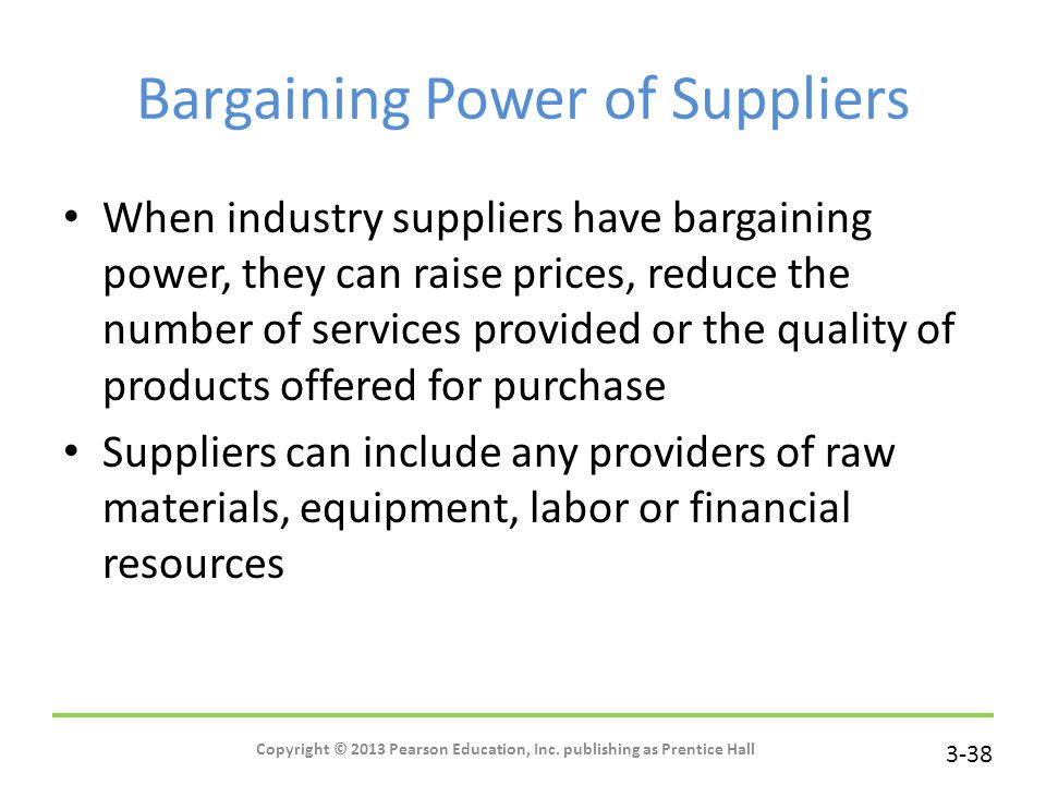 bargaining power of suppliers in publishing industry We think the industry dynamics are clearly unfavorable for zynga, as many of the   coupled with high bargaining power for customers as their expectations   suppliers of traffic, including facebook, google and apple, can impact  platform  and publishers are required to migrate to the new platform soon.