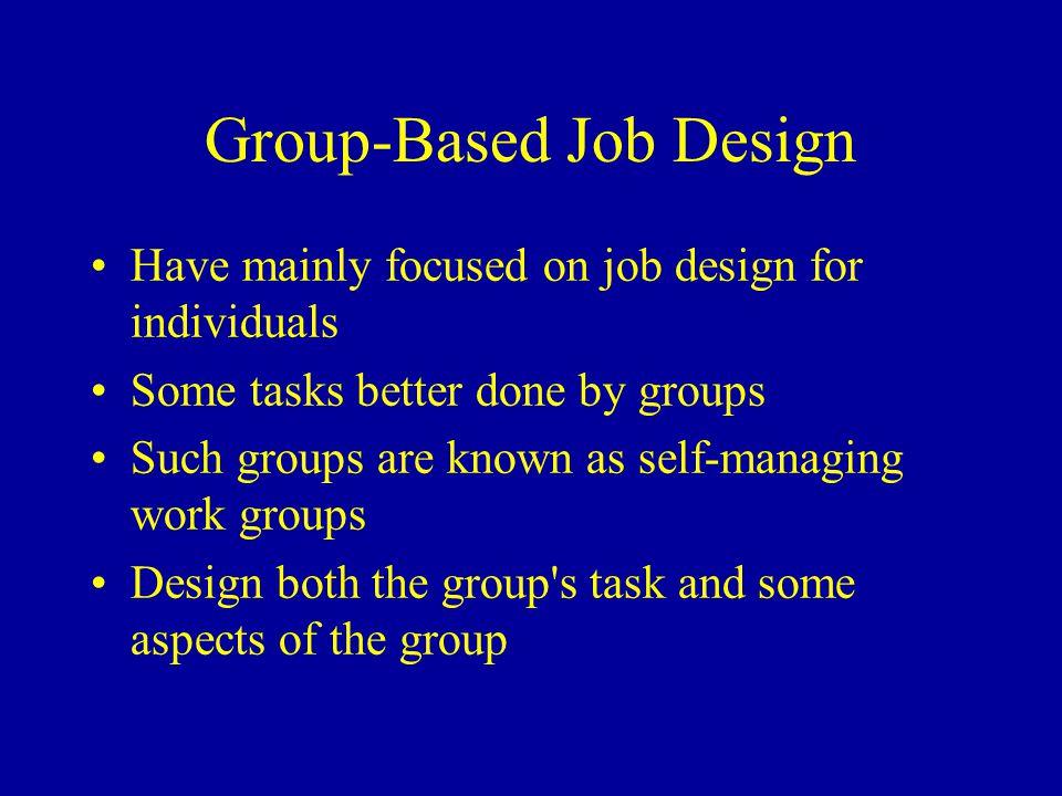 Chapter 9 Intrinsic Rewards And Job Design Ppt Download