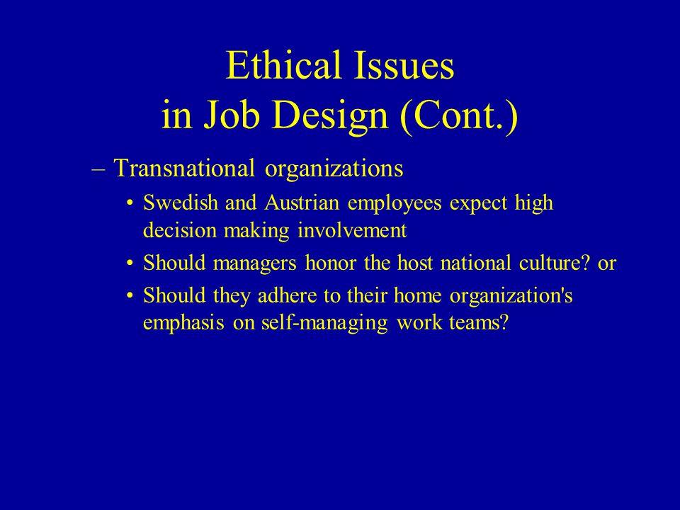 Chapter 9 Intrinsic Rewards And Job Design - Ppt Download