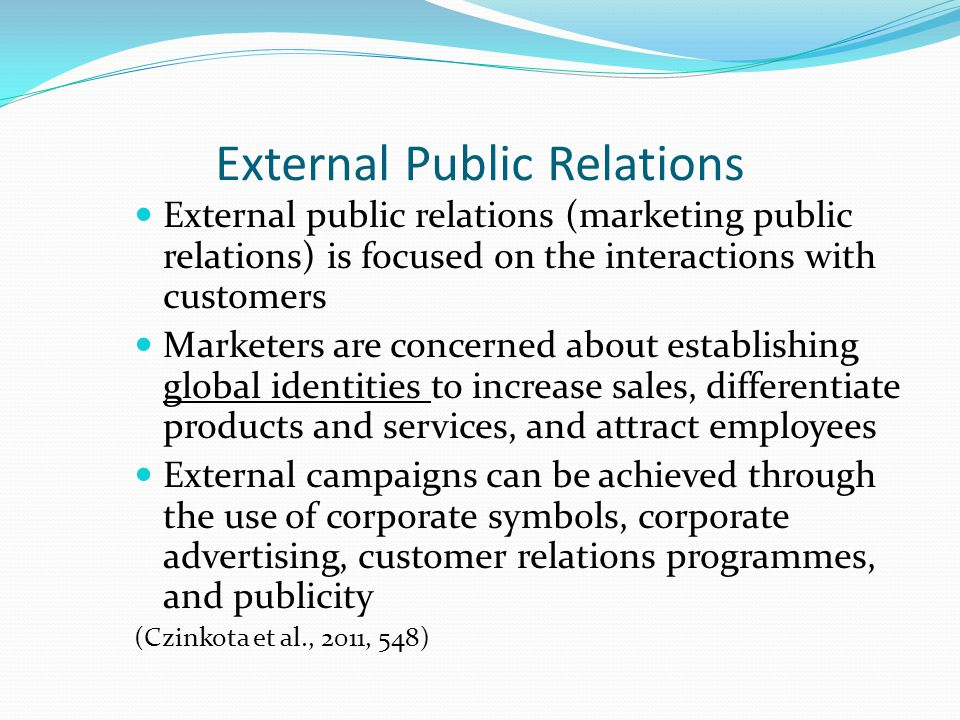 external relations strategy How to reinvent the external-affairs function  despite the growing focus on external relations and the recognition of the value at stake, responses suggest that .