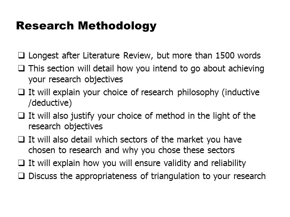 Research Methodology PowerPoint Presentation, PPT - DocSlides Slideshow