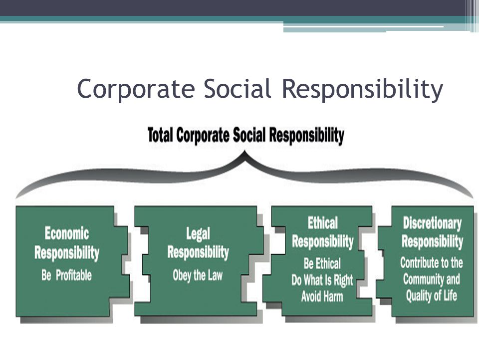 community responsibility definition