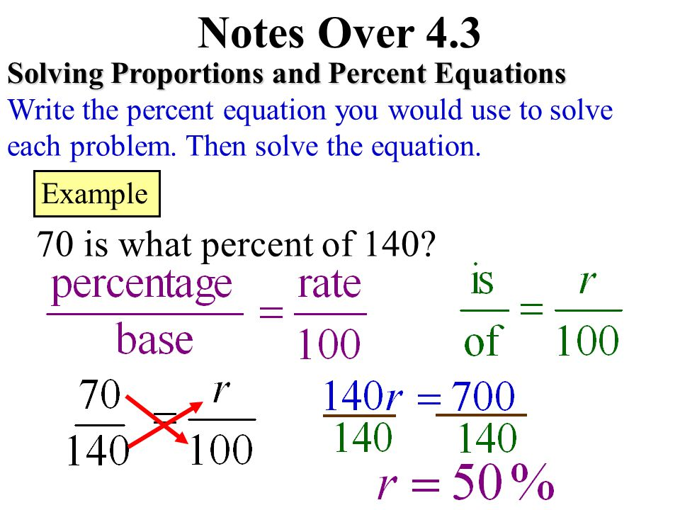 How to calculate percentage in excel – percent formula examples.