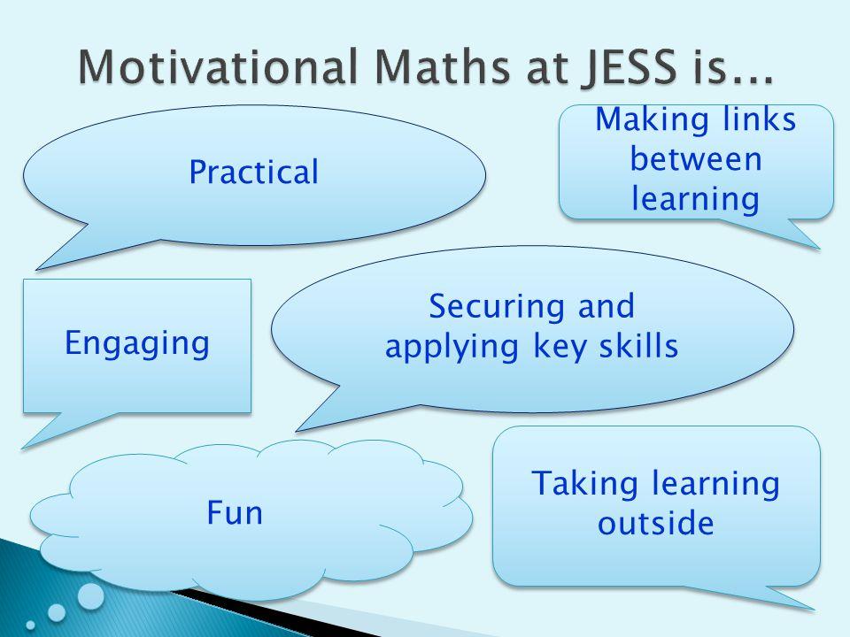Motivating Mathematics   Mathematical Association of America